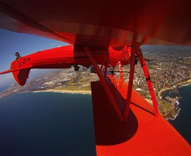 Southern Biplane Adventures - Accommodation Sunshine Coast
