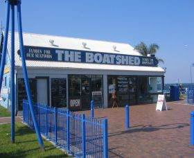 Innes Boatshed - Accommodation Sunshine Coast