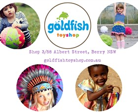 Goldfish Toy Shop - Accommodation Sunshine Coast