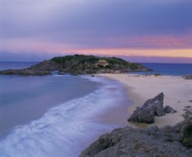Bournda National Park - Accommodation Sunshine Coast