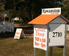 Rowanston on the Track Winery  Bed and Breakfast - Accommodation Sunshine Coast
