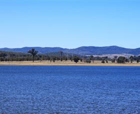 Coolmunda Dam - Accommodation Sunshine Coast