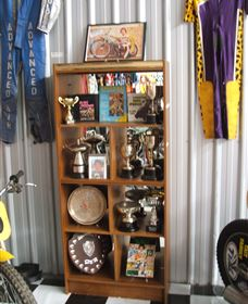 Ash's Speedway Museum - Accommodation Sunshine Coast