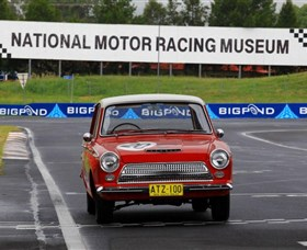National Motor Racing Museum - Accommodation Sunshine Coast