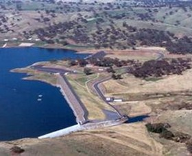 Chifley Dam - Accommodation Sunshine Coast