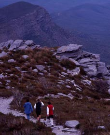 Bluff Knoll Stirling Range National Park - Accommodation Sunshine Coast
