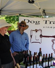 Dog Trap Vineyard - Accommodation Sunshine Coast