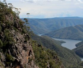 Landers Falls Lookout - Accommodation Sunshine Coast