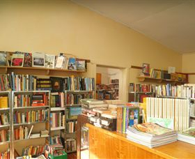 Corryong Browsers Bookshop - Accommodation Sunshine Coast
