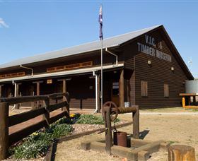 South Burnett Region Timber Industry Museum - Accommodation Sunshine Coast