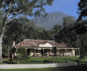 Newnes Kiosk - Accommodation Sunshine Coast