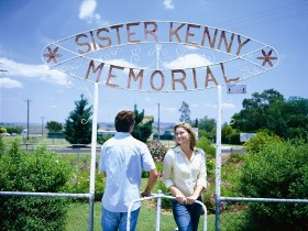 Sister Kenny Memorial - Accommodation Sunshine Coast