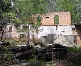 Newnes Shale Oil Ruins - Accommodation Sunshine Coast