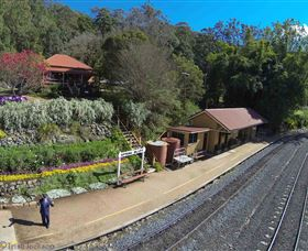 Spring Bluff Railway Station - Accommodation Sunshine Coast