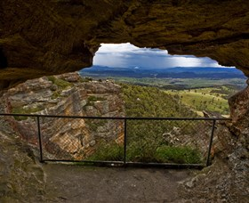 Hassans Walls Lookout - Accommodation Sunshine Coast