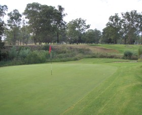 Muswellbrook Golf Club