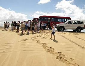 Port Stephens 4WD Tours - Accommodation Sunshine Coast
