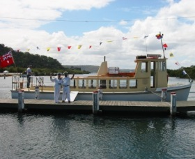 Central Coast Ferries - Accommodation Sunshine Coast