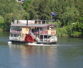 Hawkesbury Paddlewheeler - Accommodation Sunshine Coast
