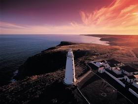 Cape Willoughby Lightstation - Cape Willoughby Conservation Park - Accommodation Sunshine Coast