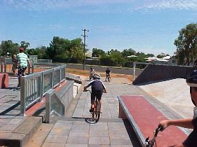 Charleville - Skate Park - Accommodation Sunshine Coast