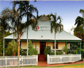 Matsos Broome Brewery and Restaurant - Accommodation Sunshine Coast