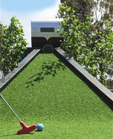 Mini Golf at BIG4 Swan Hill Holiday Park - Accommodation Sunshine Coast