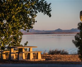Fairbairn Dam Lake Maraboon - Accommodation Sunshine Coast