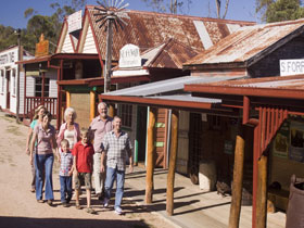 Historic Village Herberton - Accommodation Sunshine Coast