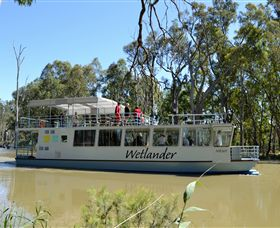 Wetlander Cruises - Accommodation Sunshine Coast