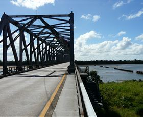 Burdekin River Bridge - Accommodation Sunshine Coast