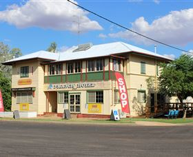 Francis Hotel Thallon - Accommodation Sunshine Coast