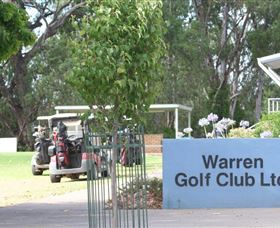 Warren Golf Club - Accommodation Sunshine Coast