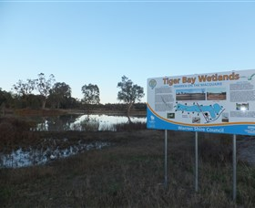 Tiger Bay Wetlands - Accommodation Sunshine Coast