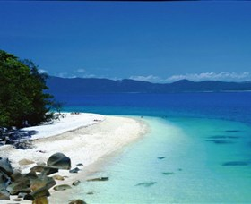 Fitzroy Island National Park - Accommodation Sunshine Coast