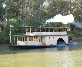 Paddlesteamer Canberra - Accommodation Sunshine Coast