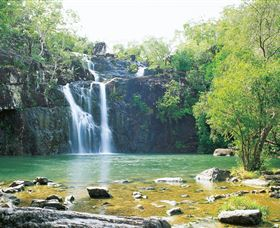 Cedar Creek Falls - Accommodation Sunshine Coast