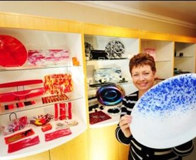 Exclusive Hot Glass Gallery - Accommodation Sunshine Coast