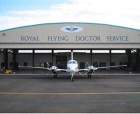 Royal Flying Doctor Service Dubbo Base Education Centre Dubbo - Accommodation Sunshine Coast