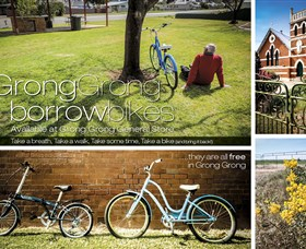 Grong Grong Borrow Bikes - Accommodation Sunshine Coast