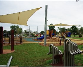 Livvi's Place Playground - Accommodation Sunshine Coast
