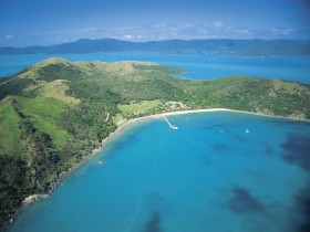 Molle Islands National Park - Accommodation Sunshine Coast