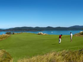 Hamilton Island Golf Club - Accommodation Sunshine Coast
