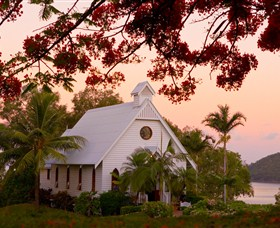 All Saints Chapel - Hamilton Island - Accommodation Sunshine Coast