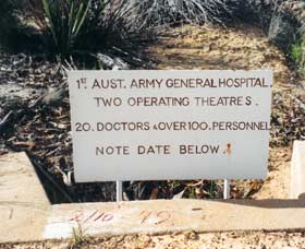 Army General Hospital Site - Accommodation Sunshine Coast