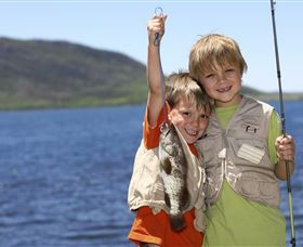 Fishing on Keswick Island - Accommodation Sunshine Coast