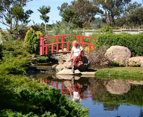 Wellington Osawano Japanese Gardens - Accommodation Sunshine Coast