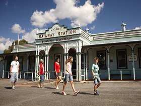 Mount Morgan Railway Museum - Accommodation Sunshine Coast