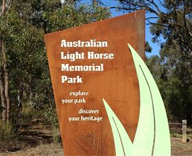 Australian Light Horse Memorial Park - Accommodation Sunshine Coast