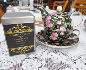 Country High Tea - Accommodation Sunshine Coast